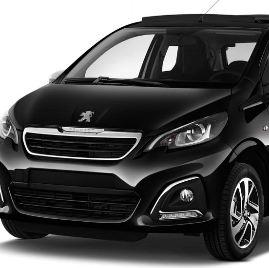 Privat + Gewerbe: Peugeot 108 Top! Collection in Rot ab 108,40€ Netto mtl. leasen