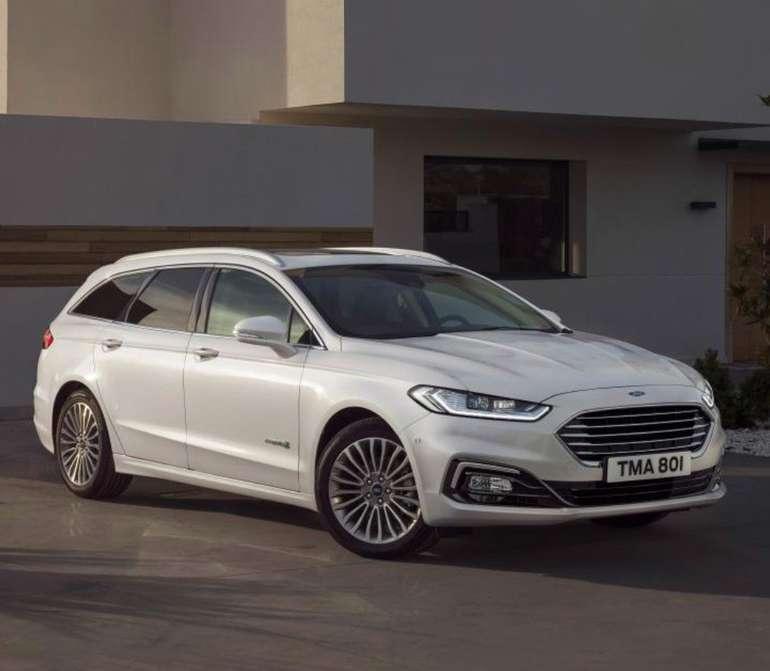 Gewerbe Leasing: Ford Mondeo Tournier 2.0VCT Hybrid Titanium für 113,26€ netto mtl. (Einmalig: 1099€, LF: 0,32)