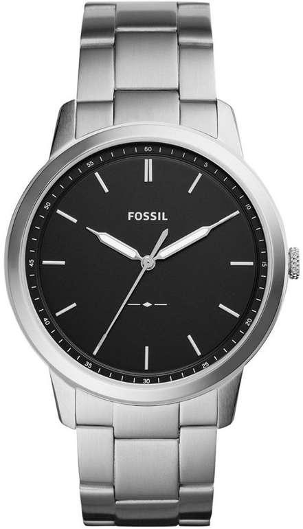 Fossil FS5451SET The Minimalist Herrenuhr 44mm für 69,90€ inkl. Versand (statt 135€)