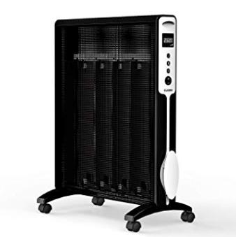 Turbro Arcade HR1020 Elektrische Heizung mit einstellbarem Thermostat für 76,99€