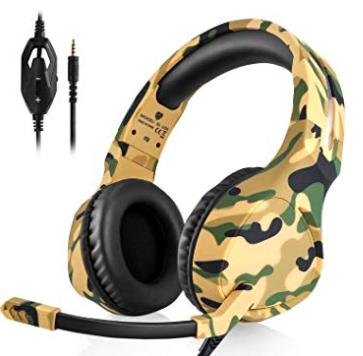 Kabelgebundenes Diwuer Gaming Headset für Konsolen & PC nur 16,89€ (Prime)