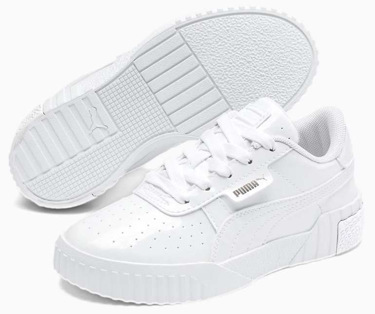 Puma Cali Patent Kids Sneaker für 27,96€ inkl. Versand (statt 49€) - Größen: 28 bis 34,5