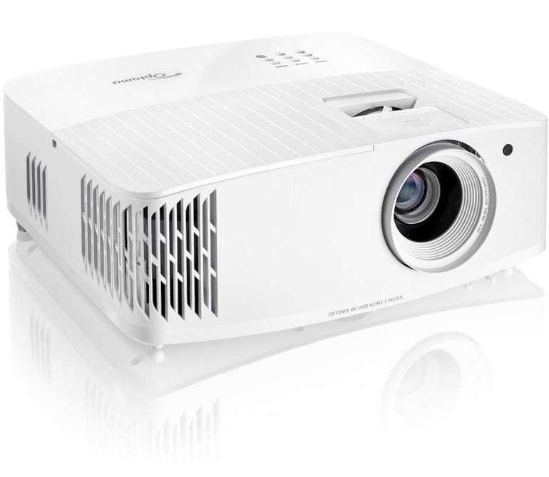 Optoma UHD30 Heimkino Gaming DLP Projektor mit 3400 Lumen für 1.005,99€ inkl. Versand (statt 1.146€)