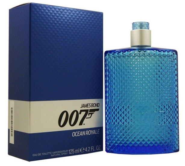 James Bond 007 Ocean Royale 125 ml Eau de Toilette EDT für 17,99€ inkl. VSK