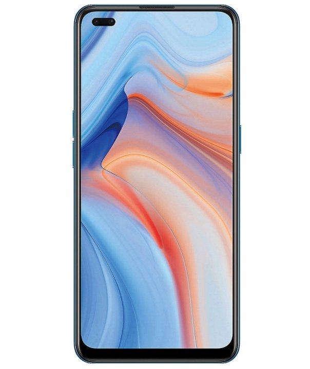 "Oppo Reno4 5G - 6,4"" Dual-SIM Smartphone (8GB RAM, 128GB, Android 10.0) für 309€ (statt 353€) - Newsletter!"