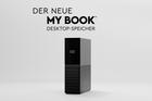 """Western Digital 4TB My Book 3,5"""" externe Festplatte für 111€"""