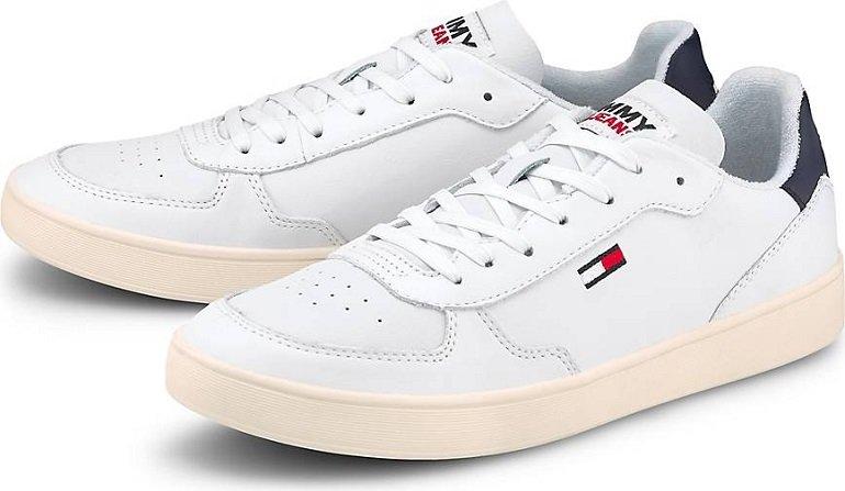 Tommy Jeans Essential Cupsole Herren Sneaker für 46,71€ (statt 62€)