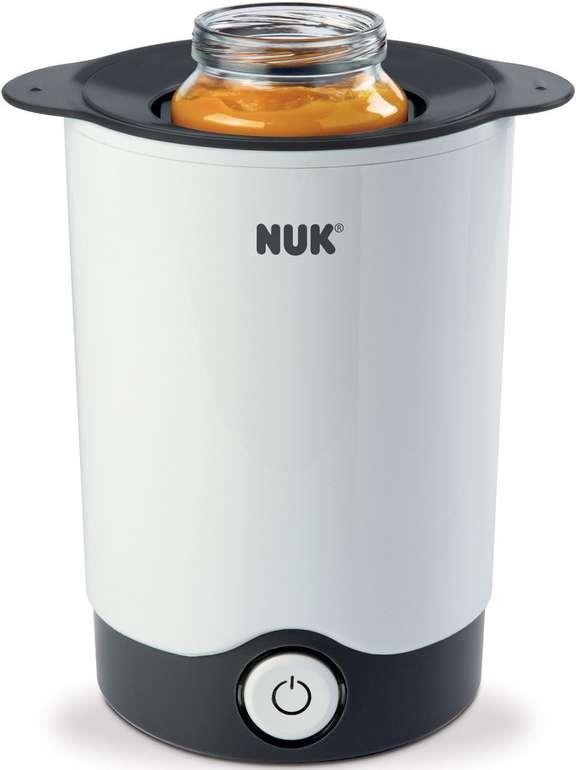 NUK Flaschenwärmer Thermo Express (Trinktemperatur in 90sec) für 23,97€ (statt 31€)
