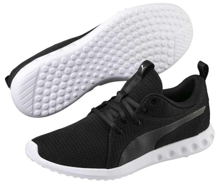 Puma Carson 2 Knit Herren Sneaker für 29,99€ (statt 44€)