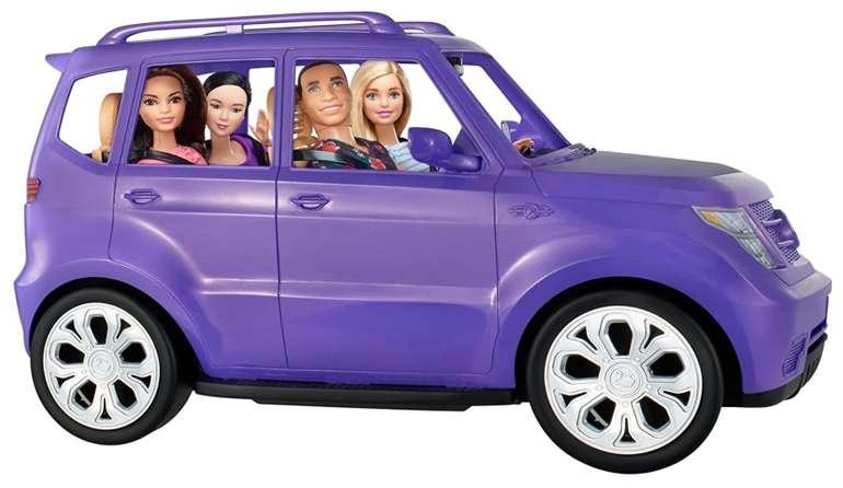 Mattel Barbie Geländewagen (DVX58) für 36,99€ inkl. Versand (statt 52€)