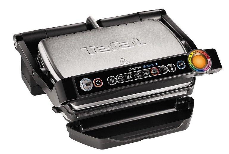 Tefal Bluetooth-Elektrogrill Optigrill GC730D für 119€ ink. Versand (statt 147€)