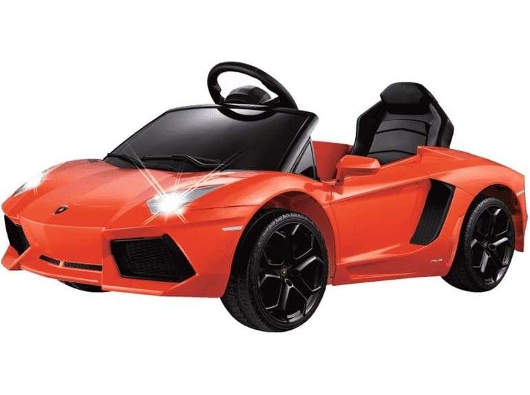 Jamara Kinder-Elektroauto Lamborghini Aventador orange oder weiß für 182,18€ inkl. Versand (statt 250€)