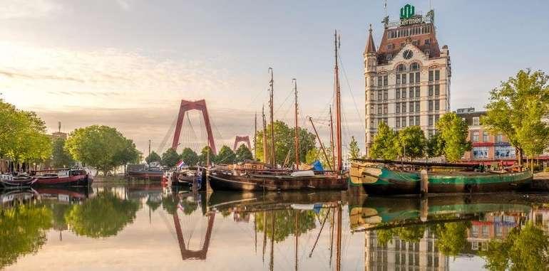 Rotterdam: 2 Übernachtungen im 4* Carlton Oasis Hotel inkl. Frühstück ab 109€ pro Person