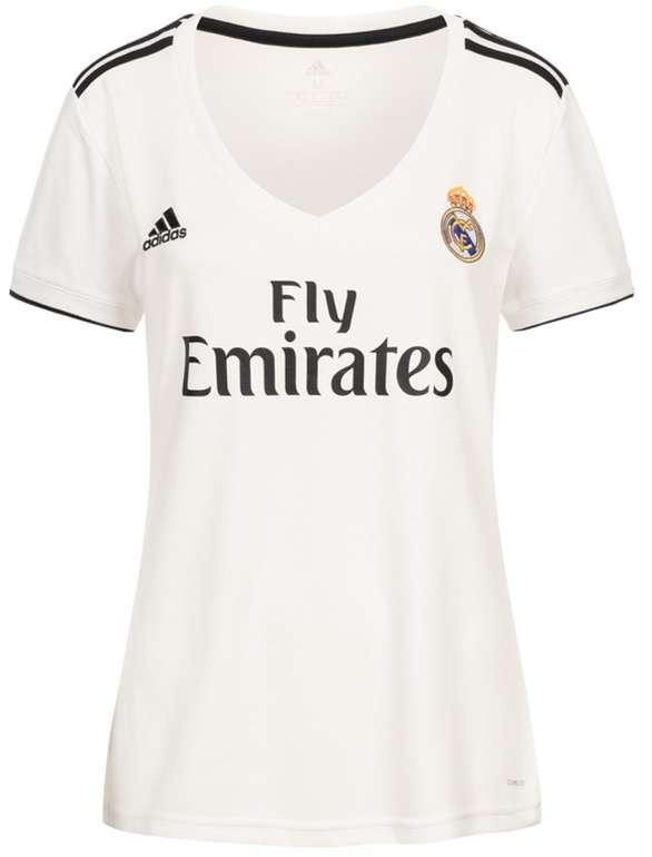 Adidas Real Madrid Damen Heim Trikot für 19,94€ inkl. Versand (statt 36€)