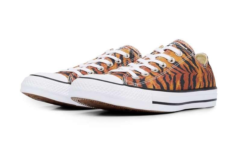 Converse Sale mit bis -50% Rabatt + 20% Extra, z.B. All Star Dark Tiger für 35,49€