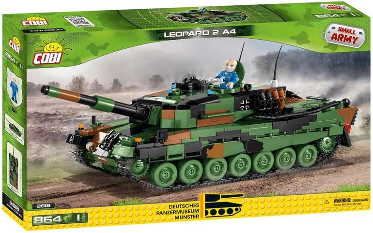 Cobi Small Army - Leopard 2A4 (2618) für 25,79€ inkl. Versand (statt 37€)