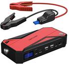 DBPower - Tragbare Autostarthilfe mit 600A und 18.000mAh für 55,99€ (statt 80€)