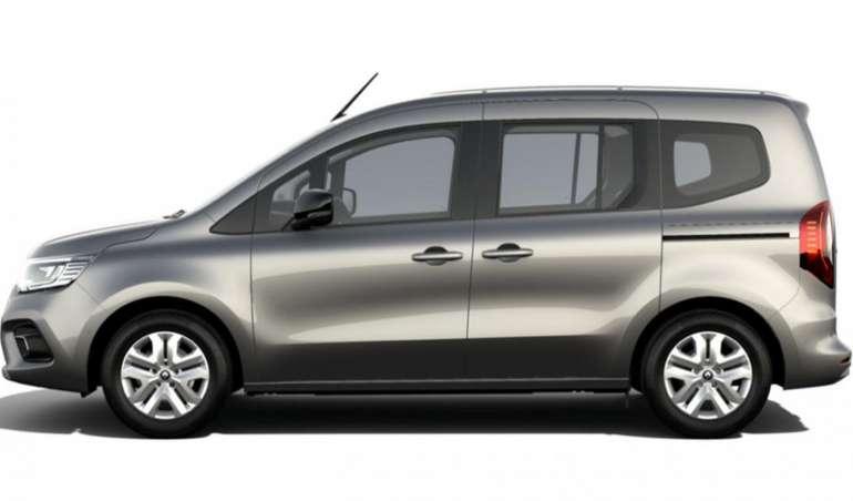 Gewerbeleasing: Renault Kangoo mit 131 PS für 55€ netto mtl. (LF: 0.30, Überführung: 599€)