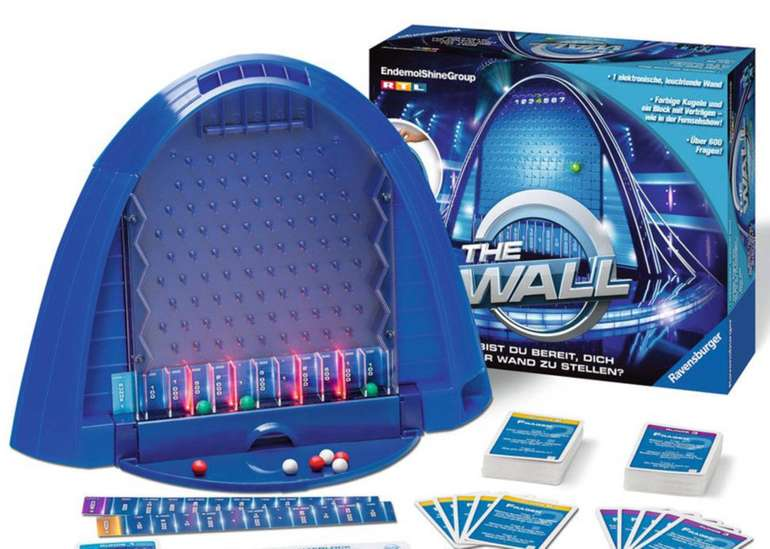 Ravensburger The Wall - Gesellschaftsspiel für 32,99€ inkl. Versand (statt 36€)