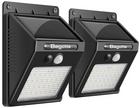 Bagotte Solarleuchten (2er-Pack) für 8,99€ inkl. Primeversand (statt 15€)