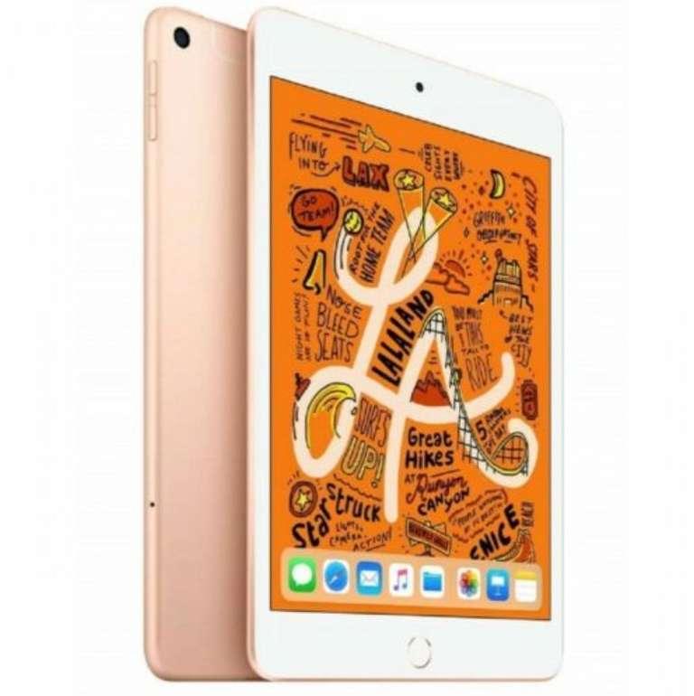 Apple iPad mini (2019) mit 64GB Speicher und WiFi in Gold oder Schwarz für 359,91€ (statt 413€) - Ebay Plus!