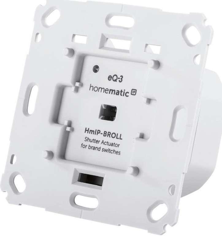 Homematic IP Rollladenaktor (151322A0) für 52,78€ (Abholung)