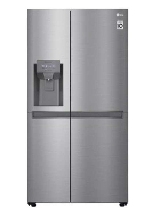 LG GSL481PZXZ Side by Side Kühlschrank mit Wassertank für 948,90€inkl. Versand (statt 1.096€)