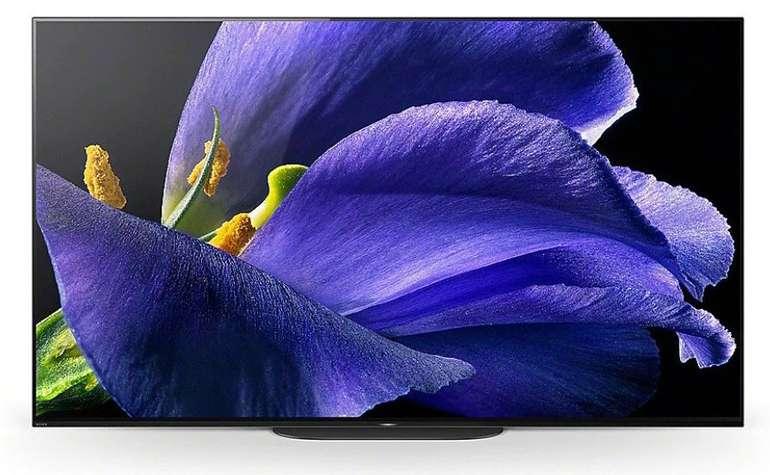 """Sony Bravia KD-77AG9 - 77"""" OLED 4K UHD HDR Android Smart-TV für 2.477€ inkl. Versand (statt 2.749€)"""