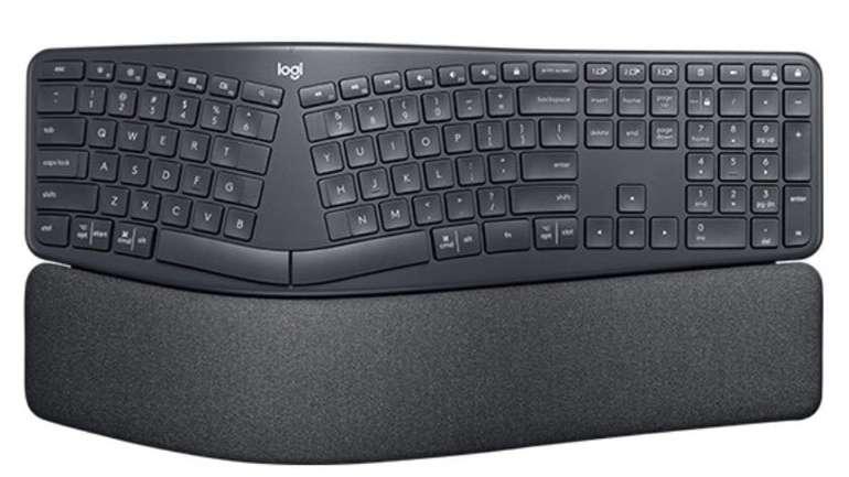 Logitech Ergo K860 Tastatur für 79,99€ inkl. Versand (statt 92€)