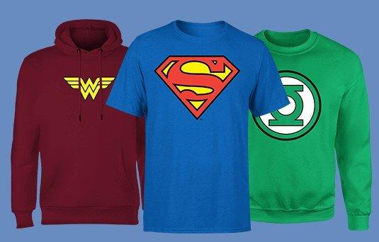 Zavvi 30% Rabatt auf DC Comics Kleidung T-Shirt für nur 11,89€ inkl. Versand (statt 17€)