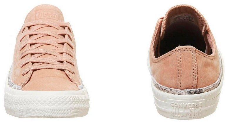 Converse All Star Low Trainers Vachetta Damen Sneaker 2