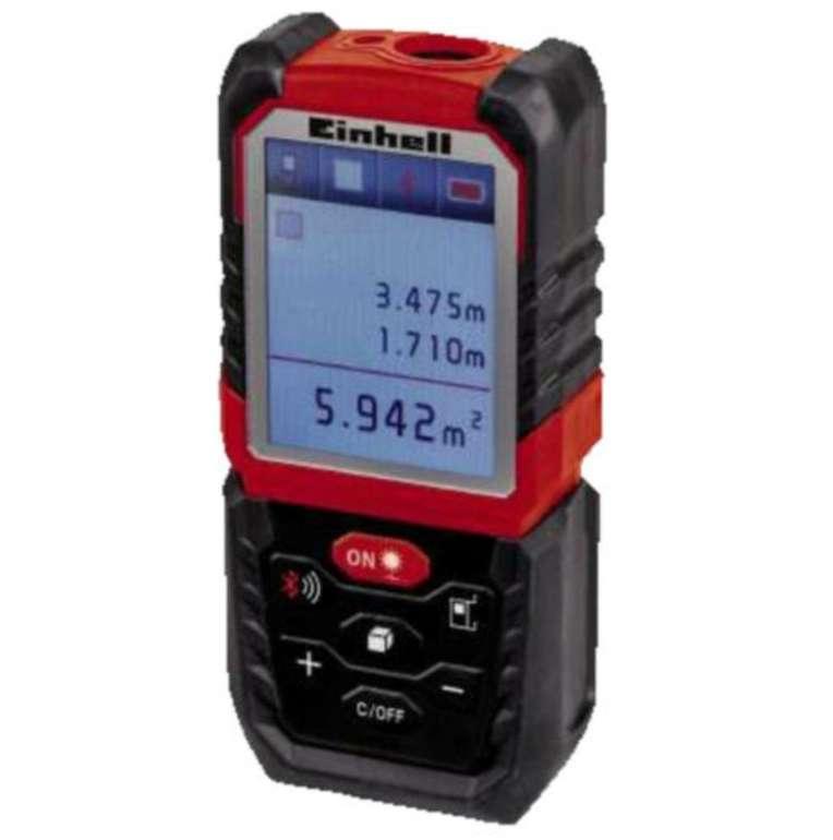 Einhell TE-LD 60 Laser-Distanzmesser für 61,99€ inkl. Versand (statt 80€)