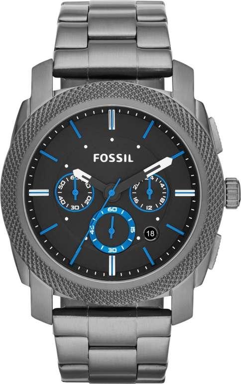 Fossil Machine Chronograph Edelstahl (FS4931) für 56,70€ inkl. Versand (statt 115€)
