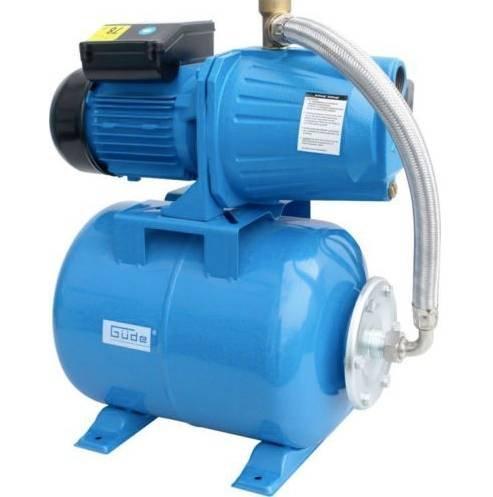 Güde Hauswasserwerk HWW 1300 G für 119,99€ inkl. Versand (statt 145€)