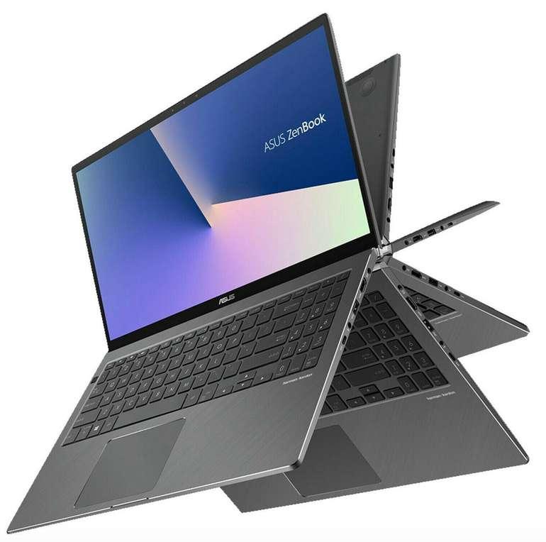 "ASUS ZenBook Flip (UX562FD-EZ083T) - 15,6"" Convertible (i7-8565U, 16 GB RAM, 512 GB SSD, GTX 1050) je 999€ inkl. Versand"