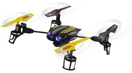 Jamara Quadrocopter Q-Drohne AHP mit Kompass und Kamera für 34,94€ (statt 50€)