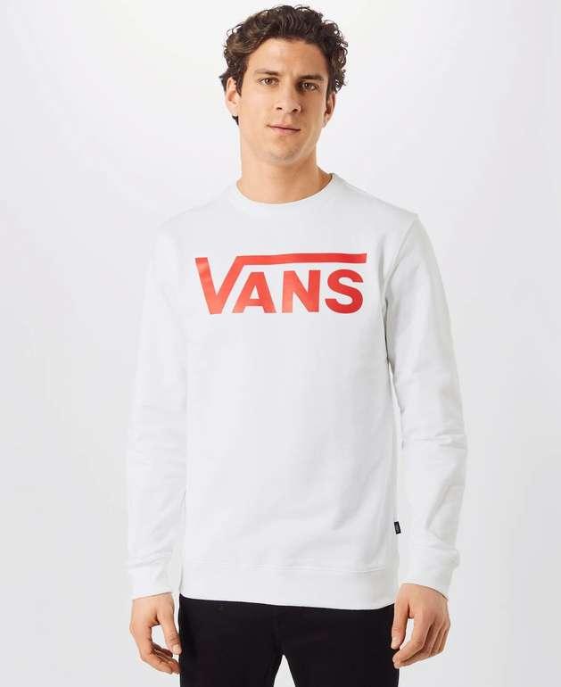 """Vans Herren Sweatshirt """"Classic Crew II"""" für 17,45€ inkl. Versand (statt 30€)"""