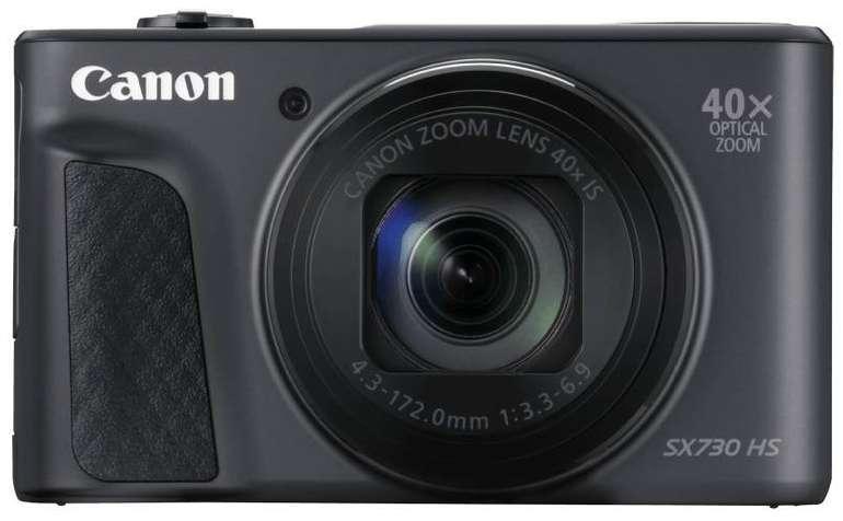 Canon PowerShot SX730 HS 20,3MP Kamera Schwarz für 192,13€ inkl. VSK (statt 260€)