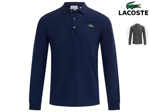 Lacoste Männer Polo Longsleeve (YH9521) in 2 Farben für je 55,90€ inkl. VSK