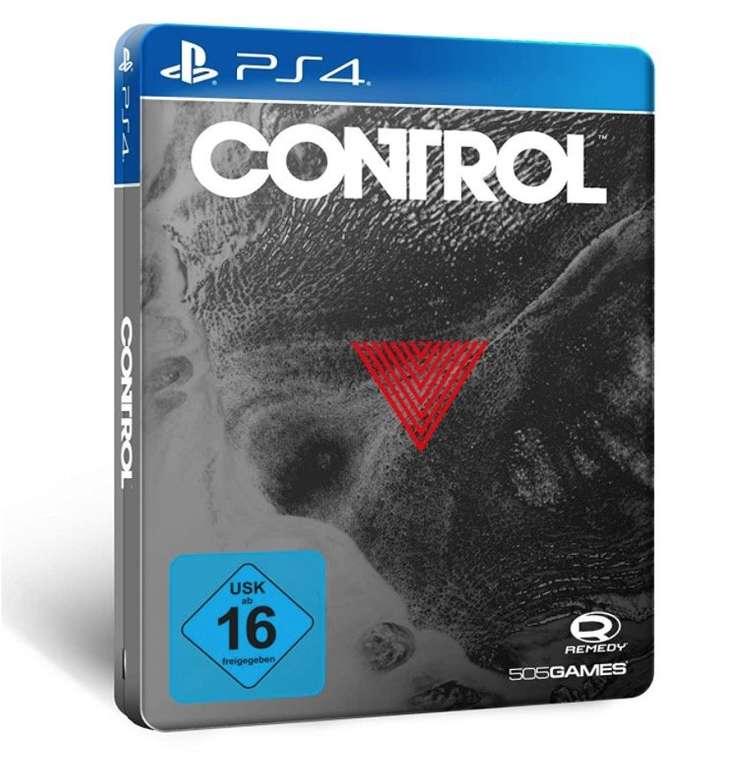 Control Deluxe Edition - Future Pack [PlayStation 4] für 32,99€ inkl. Versand (statt 50€)