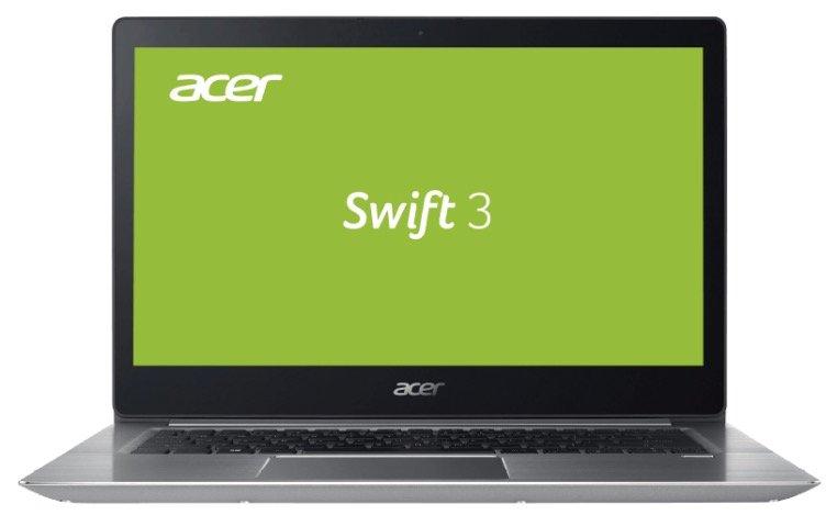 """Acer Swift 3 (SF314-52-51RG) - 14"""" Notebook (i5, 8GB, 256GB SSD) für 694€"""