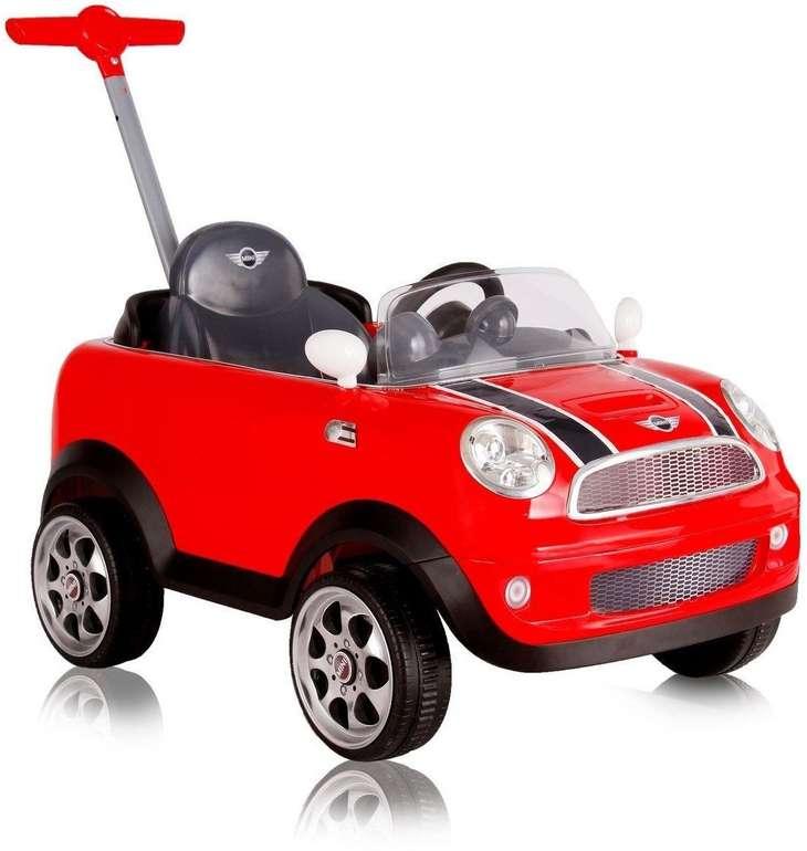 Rollplay Mini Cooper Schiebe-Auto für 65,98€ inkl. Versand