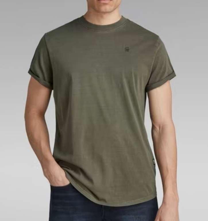 G-Star Raw Sale mit bis zu 50% Rabatt + VSKfrei - z.B. Lash Herren T-Shirt für 14,97€ (statt 30€)