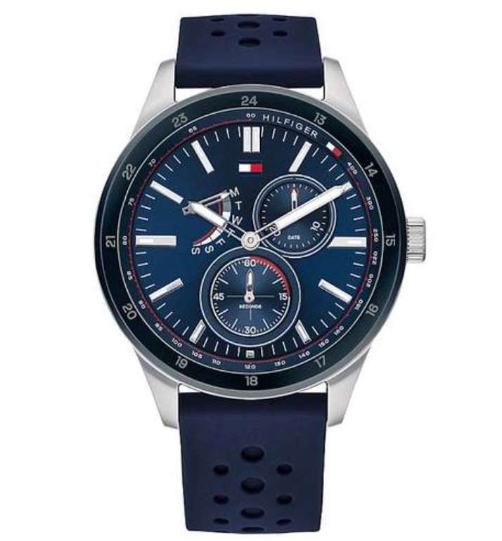 Christ: Staffelrabatt auf Uhren und Schmuck - z.B. Tommy Hilfiger Herrenuhr für 85,90€ (statt 95€)