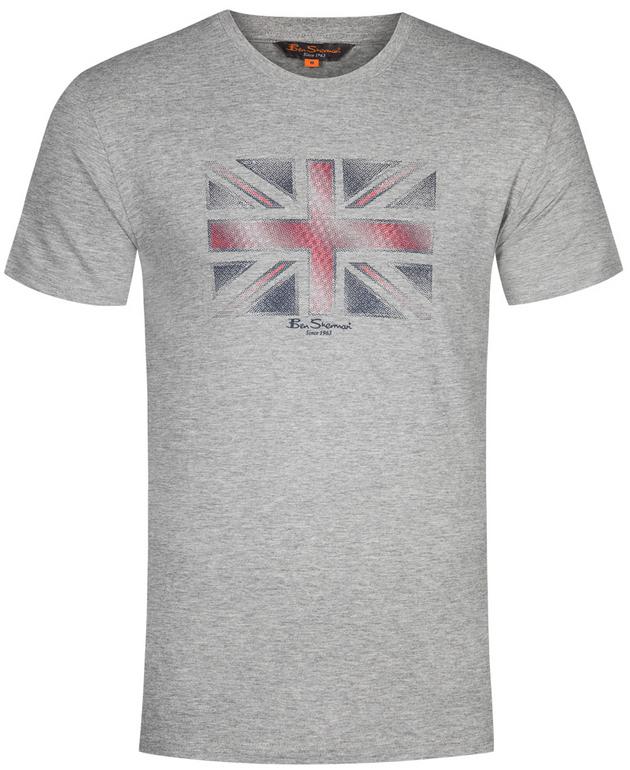 Ben Sherman Union Jack Herren T-Shirts für 9,50€ inkl. Versand (statt 18€)