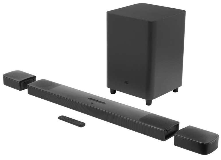 JBL Bar 9.1 True Wireless Surround – Sound Bar mit Subwoofer und Dolby Atmos für 599,40€ (statt 845€) - refurbished!