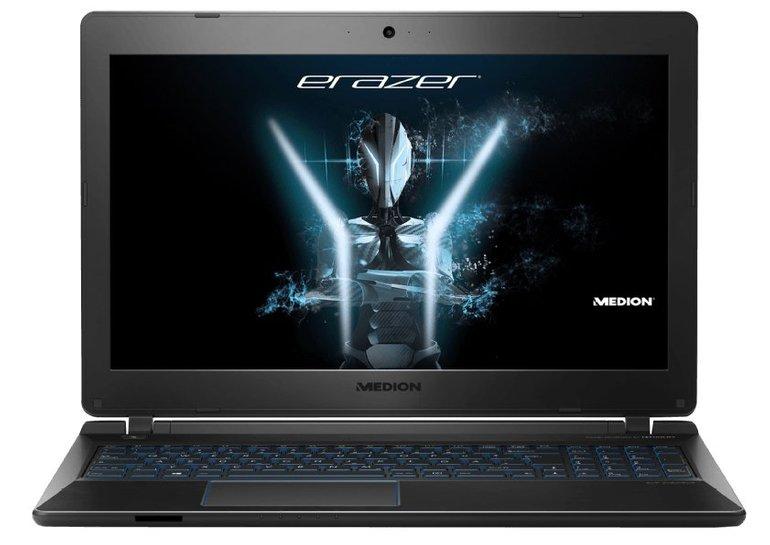"""Medion Erazer P6681 – 15,6"""" Notebook (i7, 512GB SSD, 1,5 TB) + Office für 1099€"""