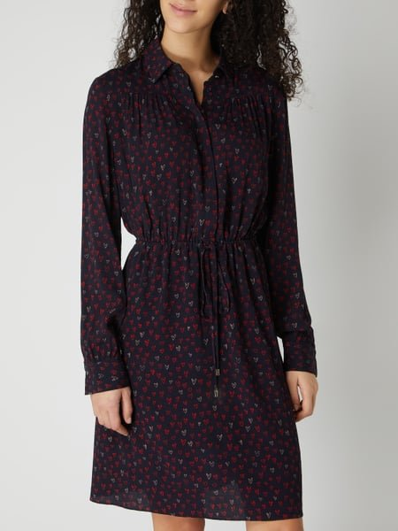 Jake*s Collection Kleid mit Herzmuster für 23,99€ inkl. Versand (statt 60€)