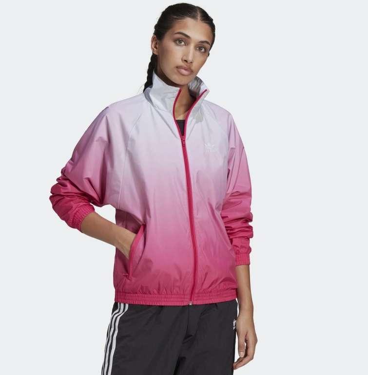 Adidas Adicolor 3D Trefoil Originals Damen Jacke für 36,75€ inkl. Versand (statt 49€)