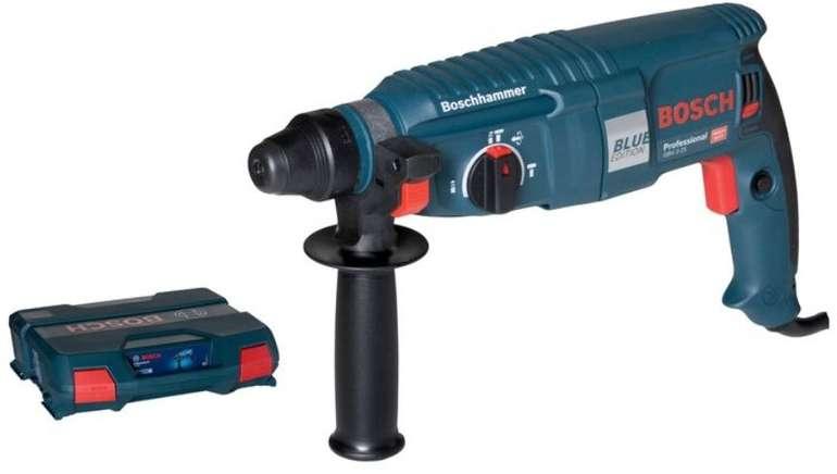 Bosch Professional GBH 2-25 Bohrhammer mit L-Case für 105,73€ inkl. Versand (statt 119€)
